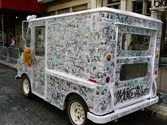 <u>Client:</u> Marc by Marc Jacobs ice cream van